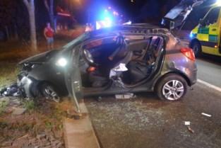 Zwaar ongeval op de Beerlegemsebaan