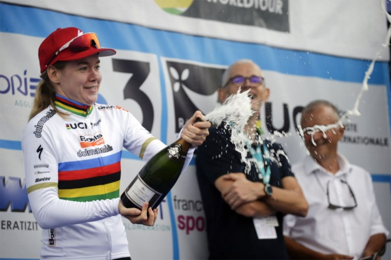 """Succesploeg van wereldkampioene Anna van der Breggen en Jolien D'hoore verliest WorldTour-status: """"Jammer dat die regel er is"""""""