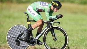 Primoz Roglic slaat toe in tijdrit Vuelta, ritzege en leidersplaats voor Sloveen van Jumbo-Visma