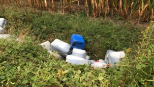 66 vaten met drugsafval gevonden in Essen