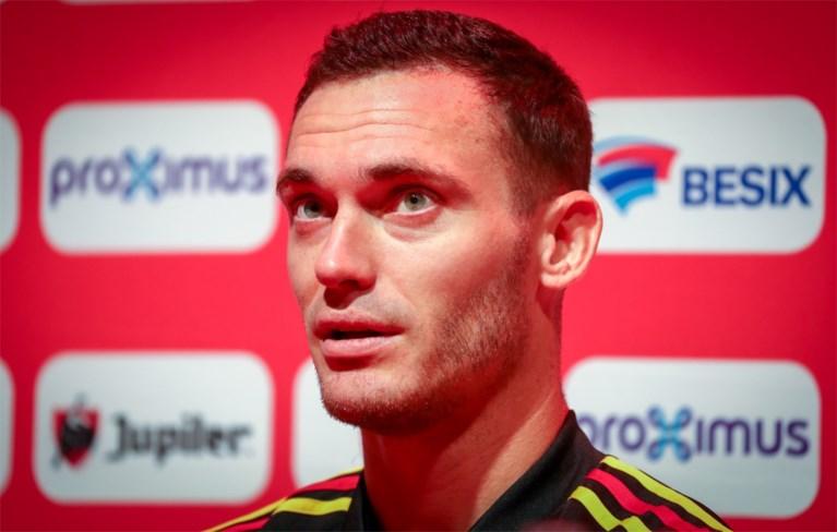 """Thomas Vermaelen praat over interesse Anderlecht, Yari Verschaeren """"onder de indruk"""" bij eerste selectie voor Rode Duivels"""