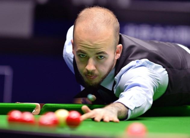 Luca Brecel naar zestiende finales International Championship snooker