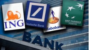 Vier grote gevaren bedreigen onze banken: