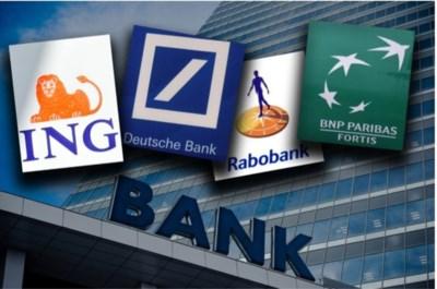 """Vier grote gevaren bedreigen onze banken: """"De trend is niet te stoppen"""""""