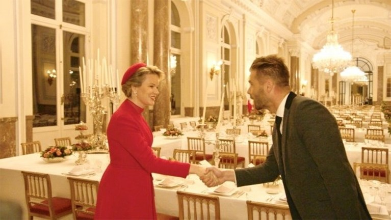 Koningin Mathilde krijgt wekelijkse rubriek in programma Bart Peeters