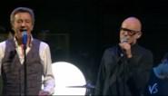 Zo klinkt 'Als een leeuw in een kooi' in een duet van Willy Sommers en Philippe Geubels