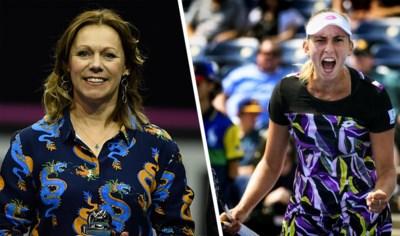 """Sabine Appelmans ziet kansen voor Elise Mertens op US Open: """"De eerste grote test"""""""