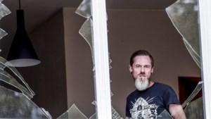Metalband steekt slachtoffer ontploffing hart onder de riem