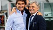 Politie moet voorzitter Sampdoria ontzetten nadat fans hem omsingelen