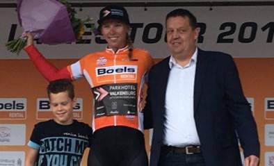 Dubbelslag voor Nederlandse kampioene Lorena Wiebes in Boels Ladies Tour