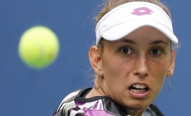 """Elise Mertens blikt na uitschakeling in New York toch terug op """"uitstekend toernooi"""""""