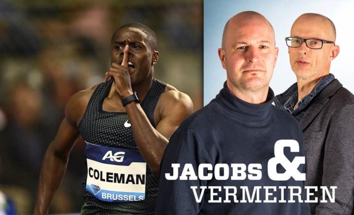 JACOBS & VERMEIREN. Of de nieuwe Usain Bolt heeft de kluit belazerd. Of de dopingjagers kennen de regels niet.