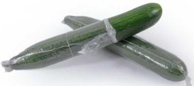 Duurzaam dilemma: koop je een komkommer best met of zonder plasticje?