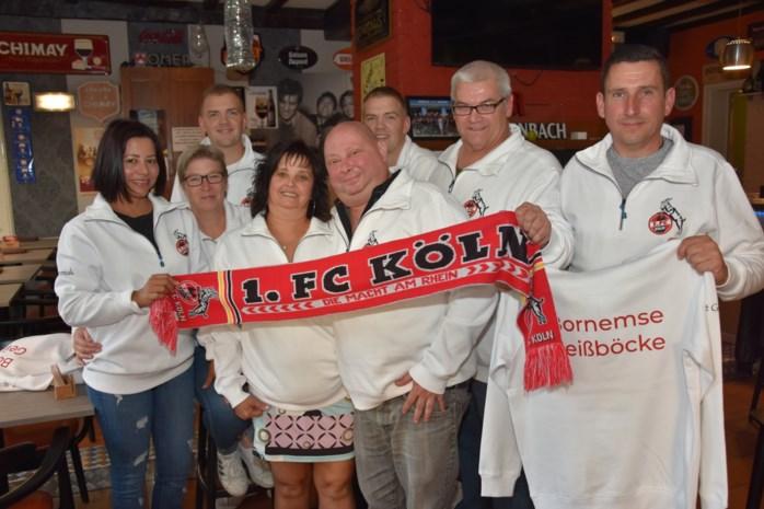 """Bornemse supportersclub van 1. FC Köln bestaat vijf jaar: """"Ander voetbal dan in België"""""""