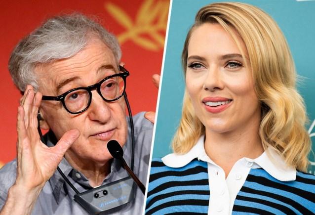 """Scarlett Johansson springt in de bres voor Woody Allen na beschuldiging van seksueel misbruik: """"Hij houdt zijn onschuld staande en ik geloof hem"""""""
