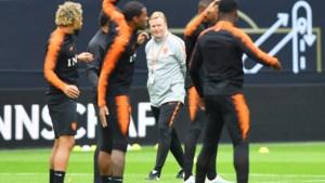 Ondanks al het talent: als Nederland vanavond verliest in Duitsland, staat het negen punten achter op leider… Noord-Ierland