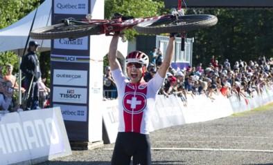 Nino Schurter verzekert zich van Wereldbeker met eerste shorttrackwinst