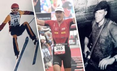 Het wonderlijke levensverhaal van de Belgische baron Rodolphe von Berg (62), straks opnieuw wereldkampioen triatlon