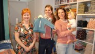 Siska Schoeters lanceert kledinglijn voor kleintjes