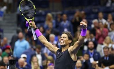 Rafael Nadal stoot makkelijk door naar finale US Open en neemt het daarin op tegen Daniil Medvedev
