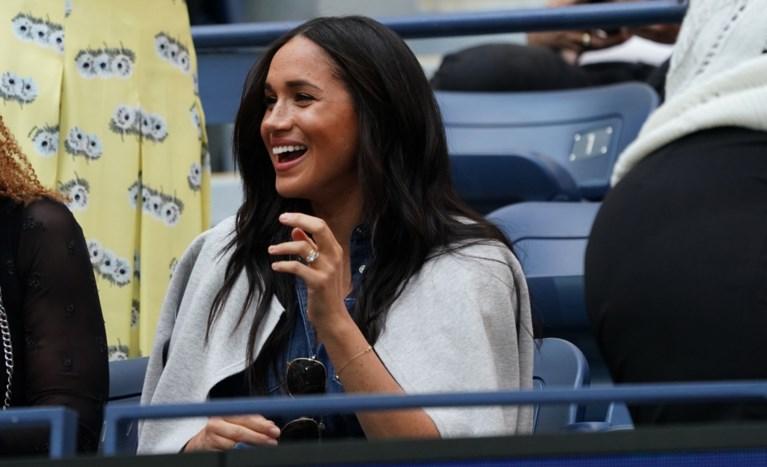 """Tennisfans zien opmerkelijke oorzaak van nederlaag Serena Williams: """"Meghan Markle brengt ongeluk"""""""