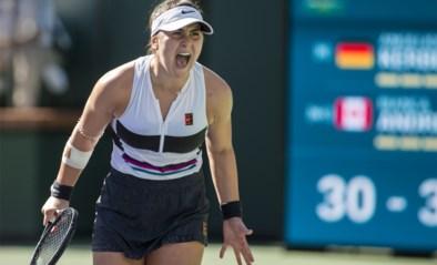 Amper 19 en nu al wereldtop: deze getalenteerde <I>drama queen</I> en rijzende ster overklaste Serena Williams op de US Open