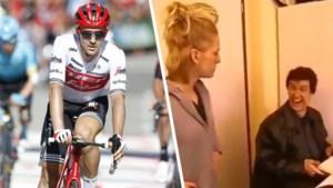 Loodzware Vuelta-rit van vandaag doet renners huiveren, gelukkig zorgt hilarische sketch voor afleiding