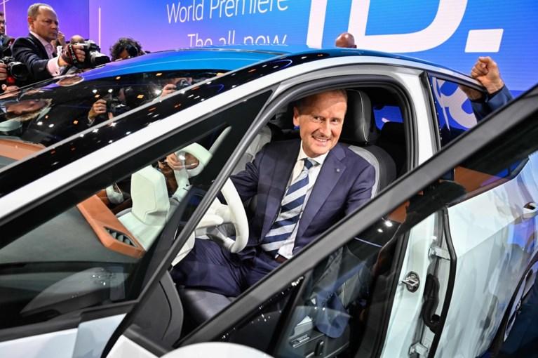 """Nieuw logo en nieuw model markeren """"nieuw tijdperk"""" voor Volkswagen"""
