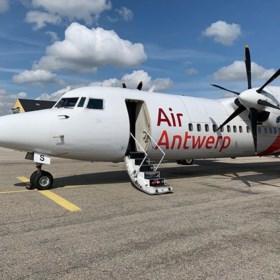 """Nieuwe maatschappij vliegt van Antwerpen naar Londen: """"Groot verschil met de trein"""""""