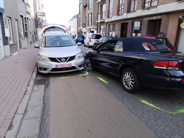 Verkeershinder na ongeval stationsbuurt