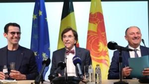PS, MR en Ecolo sluiten regeerakkoord over Waalse regering en Franse Gemeenschap