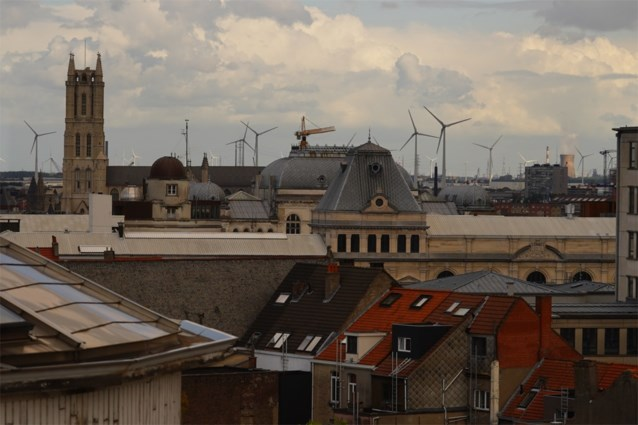 Nu al meer nieuwe appartementen vergund in Gent dan in heel 2015