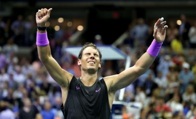 """Rafael Nadal wint voor vierde keer US Open na bijna vijf uur toptennis in finale: """"Hij dwong me tot het uiterste"""""""