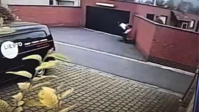 Slagersvrouw Annelies is het beu: alweer betrapt ze iemand die zijn behoefte doet op de parking