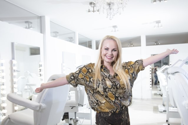 Lesley-Ann Poppe start cosmeticalijn op basis van cannabis