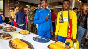 Voetbalclub uit Kraainem verwelkomt zijn 2000ste vluchteling