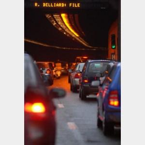 Brusselse Belliardtunnel na leidingbreuk weer open voor avondspits