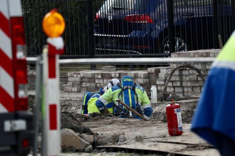Gasleiding geraakt bij werken in Merksem: verkeershinder richting stad