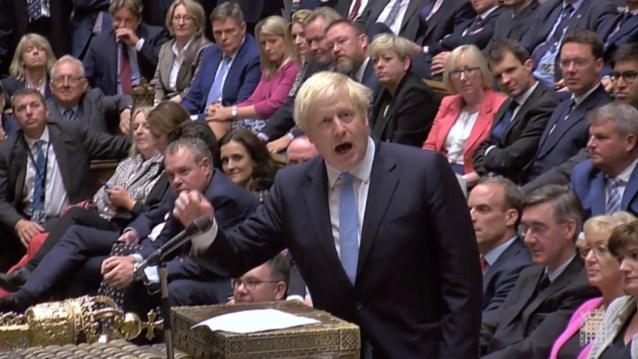 Bijna één op drie Britten wil dat Boris Johnson wet overtreedt boven nieuw Brexit-uitstel