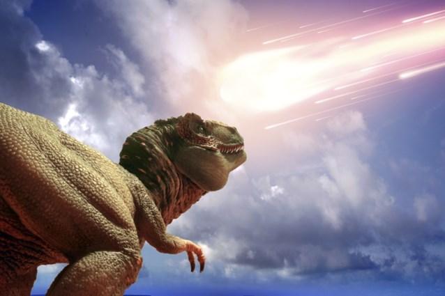VUB-onderzoekers bewijzen dat meteoriet dinosauriërs uitroeide