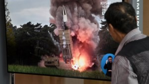 Noord-Korea vuurt opnieuw onbekende projectielen af