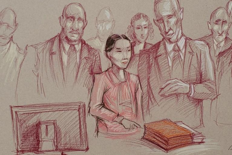 Chinese vrouw schuldig aan binnendringen resort van Donald Trump