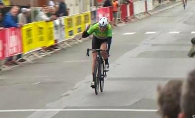 Mieke Kröger wint eerste rit in lijn in Lotto Belgium Tour en is nieuwe leidster
