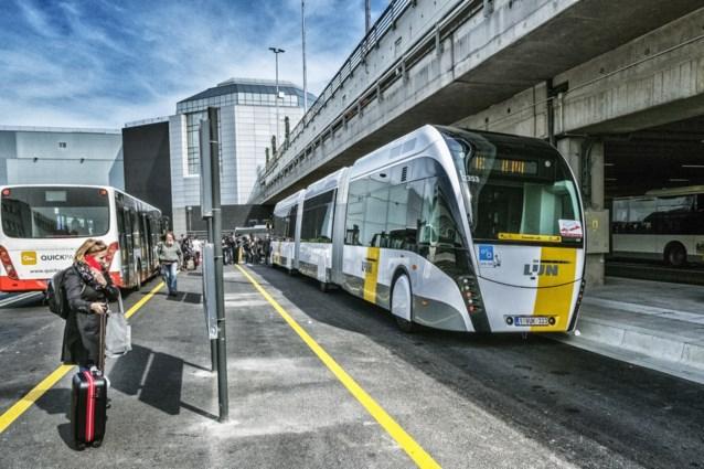 Eerste trambus van het land maakt in december zijn opwachting
