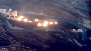 """Eiland """"besmet door ISIS"""" van de kaart geveegd nadat Amerikaanse luchtmacht 36 ton aan explosieven dropt"""