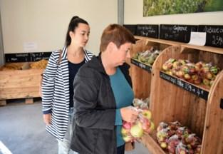"""Fruitwinkel zonder personeel is niet bang voor diefstal: """"Er valt hier niets te stelen, behalve wat fruit"""""""