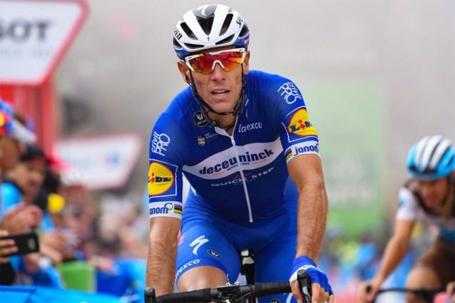 Vandaag in de Vuelta: bekend terrein voor… Philippe Gilbert