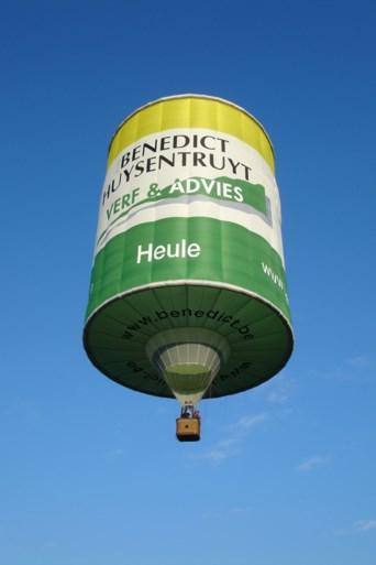 """Vliegende verfpot wordt alweer gemeld als ufo: """"Terwijl we gewone brave West-Vlaamse vaarders zijn"""""""