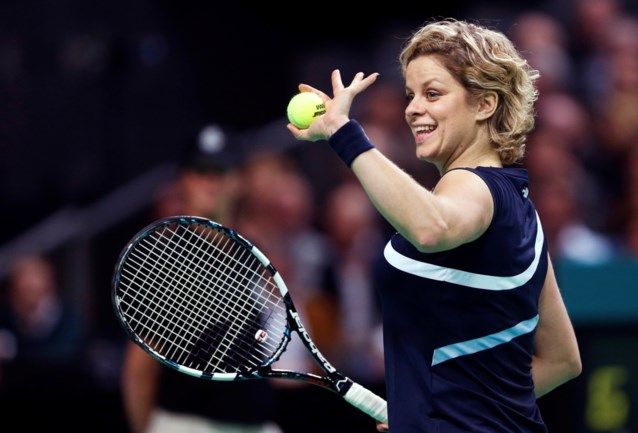 """Comeback Kim Clijsters zorgt voor stortvloed aan positieve reacties: """"Bij de grootsten van de sport"""""""