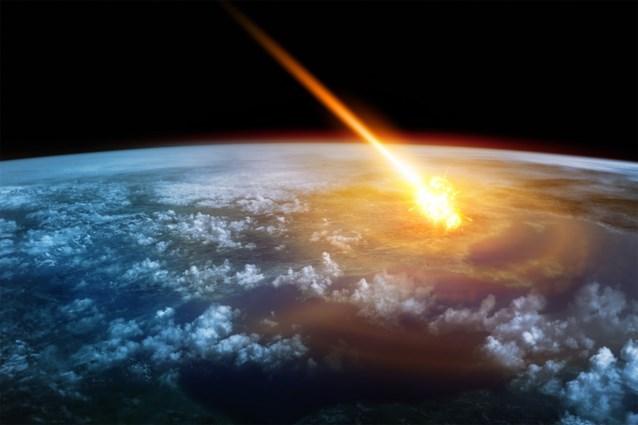 Meteoor gespot boven Nederland en België
